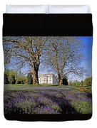 Bluebells In The Pleasure Grounds, Emo Duvet Cover