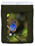 Bluebird 4 Duvet Cover
