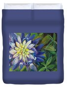 Bluebonnet Daze Duvet Cover
