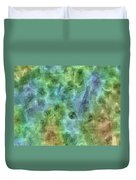 Bluetone Abstract Duvet Cover