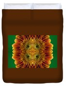 Blumen Art Duvet Cover