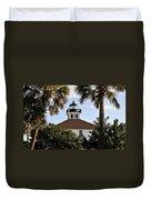 Boca House Of Lights Duvet Cover
