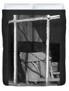 Bodi Ghost Town Window Duvet Cover