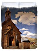 Bodie Church - Impressions Duvet Cover