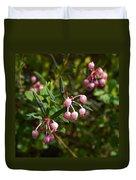 Bog-rosemary Duvet Cover