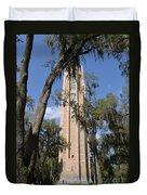 Bok Tower Gardens Duvet Cover