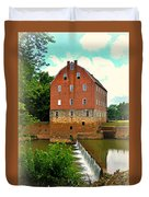 Bollinger Mill Duvet Cover