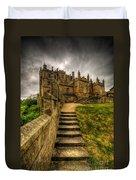 Bolsover Castle Duvet Cover