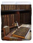 Bolton Library, Cashel, Co Tipperary Duvet Cover