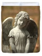 Bonaventure Angel 4 Duvet Cover