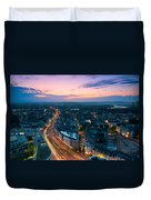 Bonn Skyline Duvet Cover