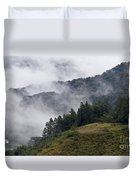 Boquete Highlands Duvet Cover
