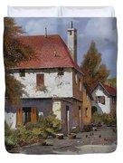 Borgogna Duvet Cover
