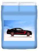 Boss Mustang Duvet Cover