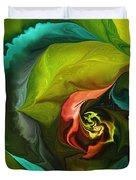 Botanical Fantasy 011512 Duvet Cover
