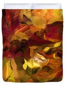 Botanical Fantasy 082012 Duvet Cover