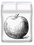 Botany: Apple Duvet Cover