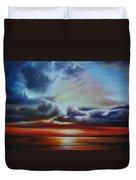 Botany Bay Sunrise Duvet Cover