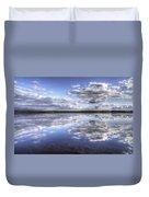 Bottentnen Lake  Duvet Cover