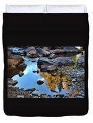 Boulder Creek Duvet Cover