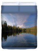 Bow Tie In The Sky Duvet Cover