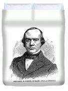 B.r. Curtis (1808-1874) Duvet Cover
