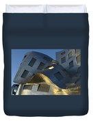 Brain Institute Building 9 Duvet Cover