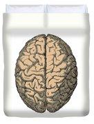 Brain Duvet Cover