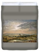 Branch Hill Pond Hampstead Duvet Cover
