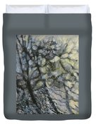 Branches In Winter Duvet Cover