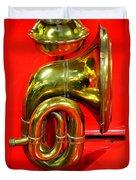 Brass Band Duvet Cover