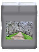 Brazos Bend Pass Duvet Cover