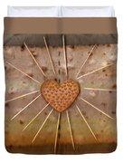 Bread  Sunshine And Love Duvet Cover