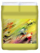 Breaking Away 02 Duvet Cover