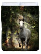 Breaking Dawn Gallop Duvet Cover