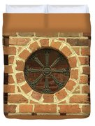 Brick And Iron Duvet Cover