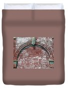 Brick Arch Duvet Cover
