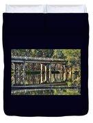 Bridge Over Ovens River 2 Duvet Cover