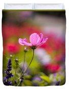 Brilliant Petals Duvet Cover