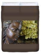 Bronze Gaze Duvet Cover
