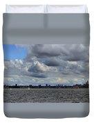 Brooklyn Skyline Duvet Cover