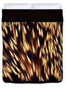 Brown-breasted Hedgehog Erinaceus Duvet Cover