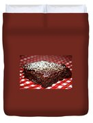 Brownie Focal Point Duvet Cover