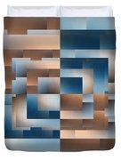 Brushed 12 Duvet Cover by Tim Allen