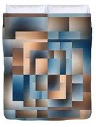 Brushed 15 Duvet Cover by Tim Allen