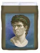 Brutus, Roman Politician Duvet Cover