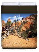 Bryce Canyon Forest Duvet Cover
