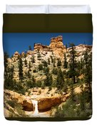 Bryce Water Canyon Duvet Cover