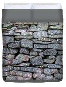 Bubble Gum Wall Duvet Cover
