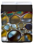 Bubbles II Duvet Cover